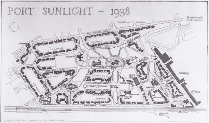 Fig 2 PortSunlight1938-