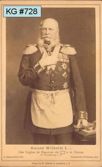 KG 728 Kaiser Wilhelm I