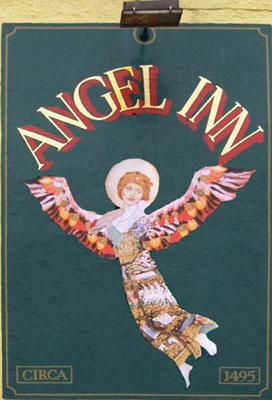Angel Inn Virgo