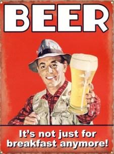 beer breakfast