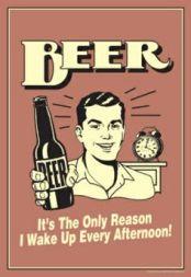Beer Wake Up