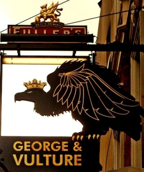 george and vulture