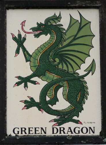 Green Dragon Draco