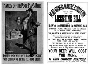 hands off beer