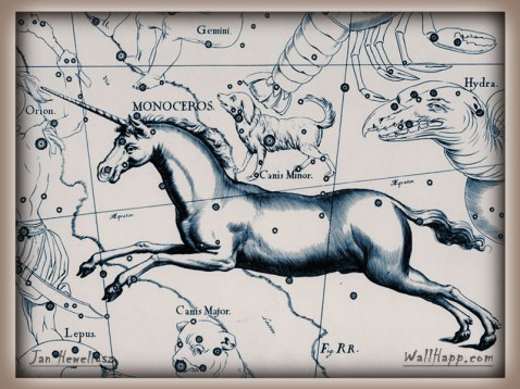Unicorn hevel-monoceros-canis-minor