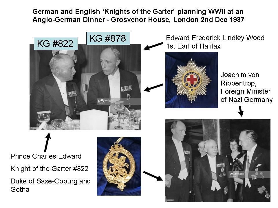 Halifax KG878 and Charles Edward KG822 Dec 1937
