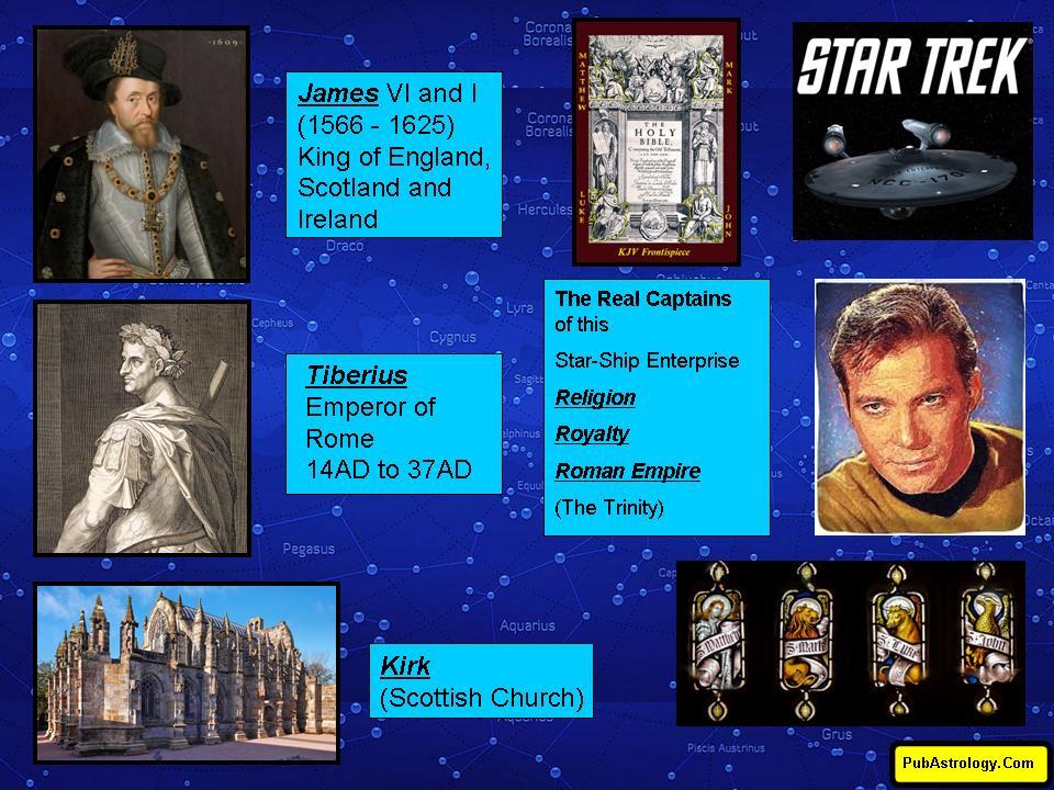 Star Trek - The Trinity