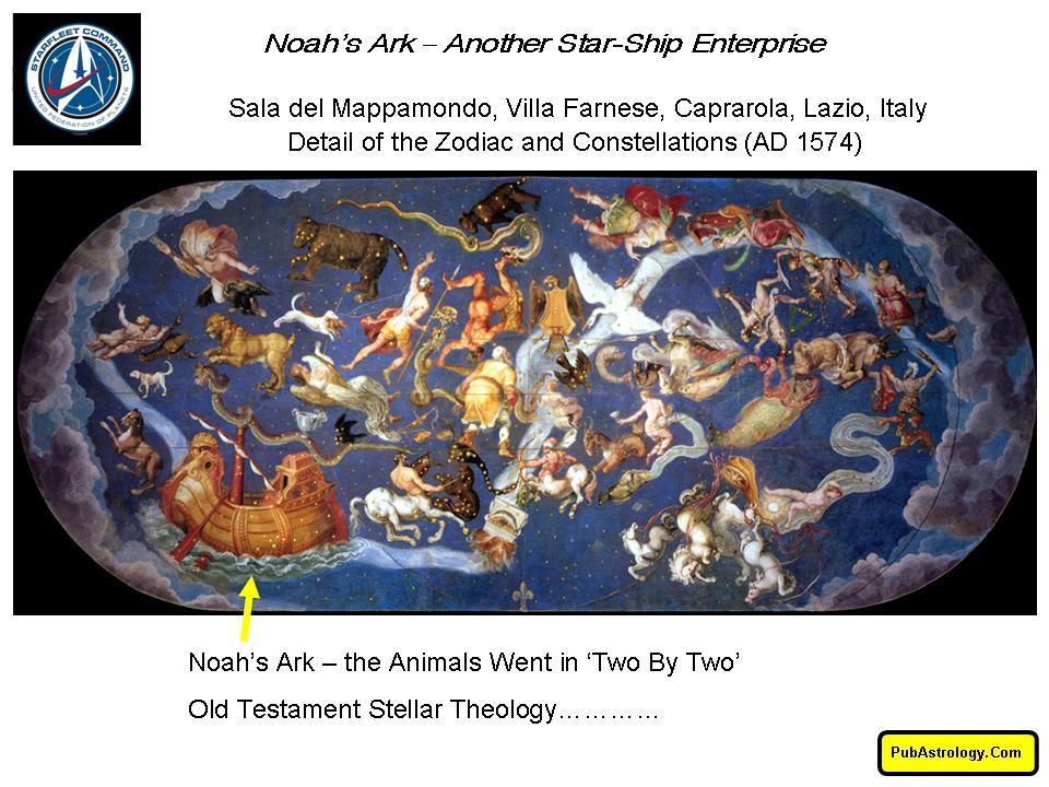 Noahs Ark - A Star Ship Enterprise p1