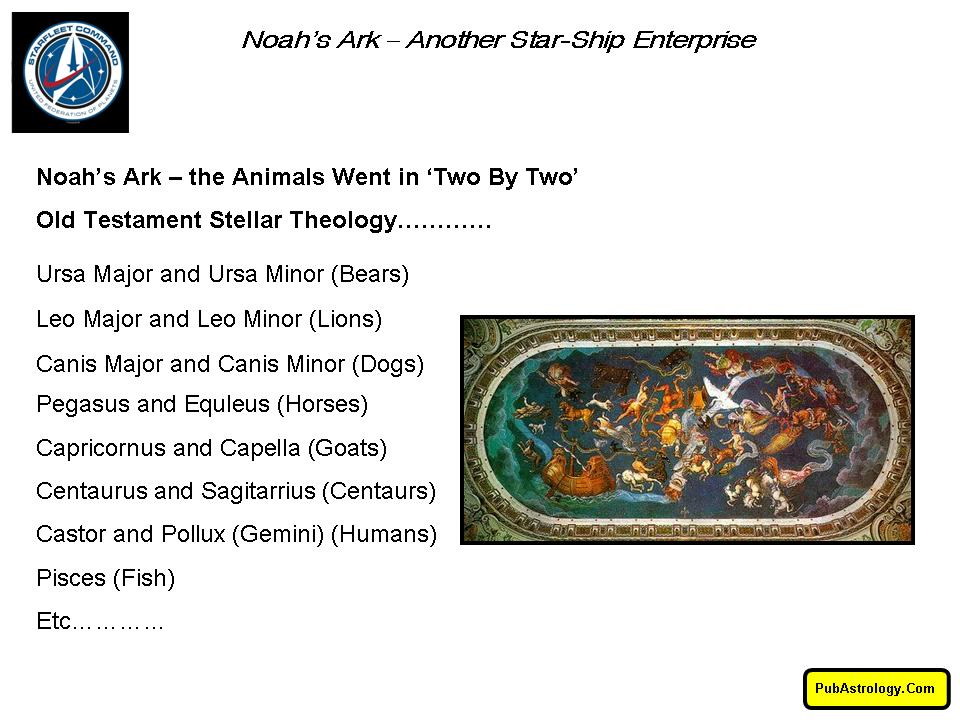 Noahs Ark - A Star Ship Enterprise p2