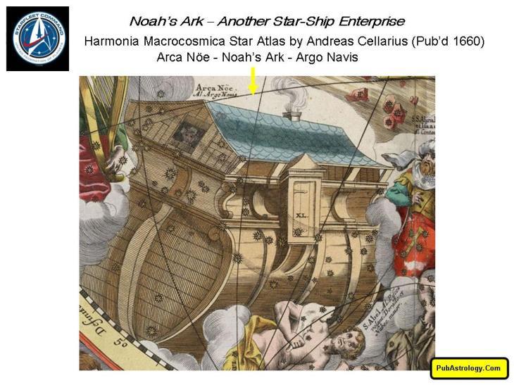Noahs Ark - A Star Ship Enterprise p4